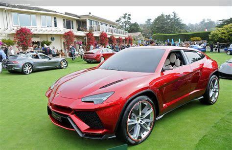2012 Lamborghini Urus Concept Image