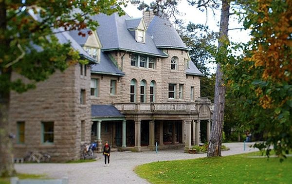 College of the Atlantic, Maine