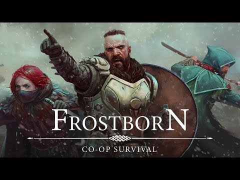 Frostborn: Coop Survival System Requirements