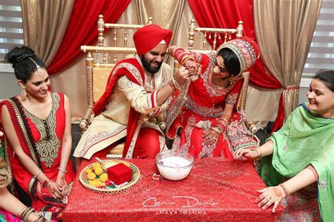 Calgary East Indian Wedding Photography Sikh Marriage