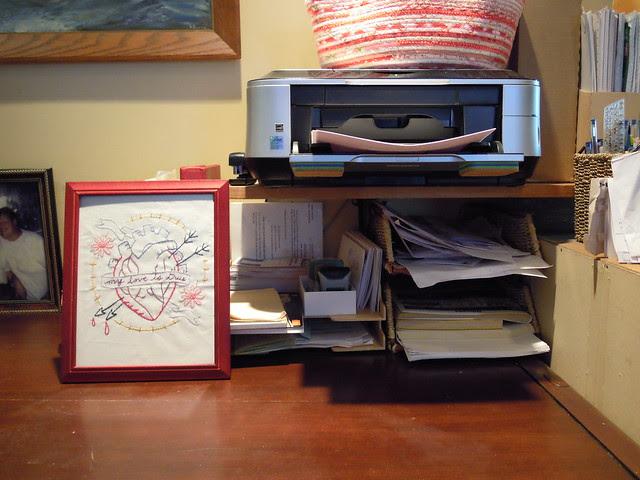 Bill's Desk
