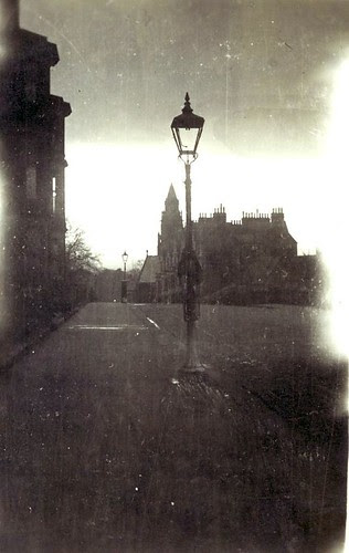 glasgow streetlamp