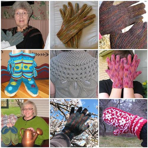 TRUE 2009 Knitting FO