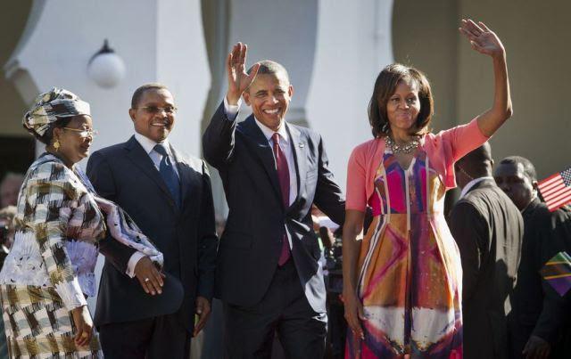 The First Family Tanzania 2013-218