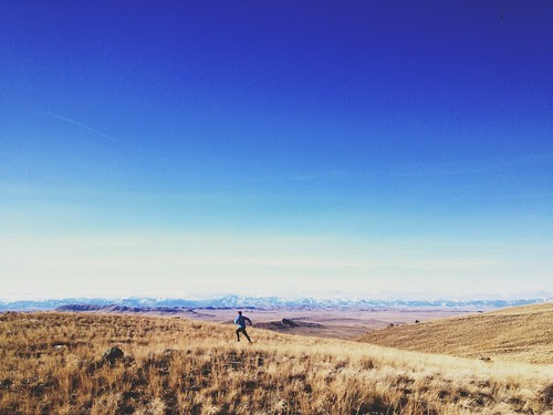RUNNING MONTANA // the little red house