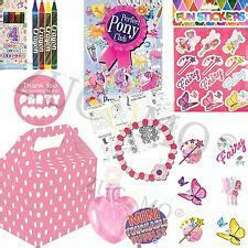 Girls Goody Bags   eBay