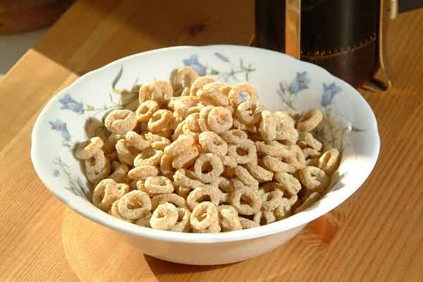 #870 When you get the milk to cereal ratio just right ...