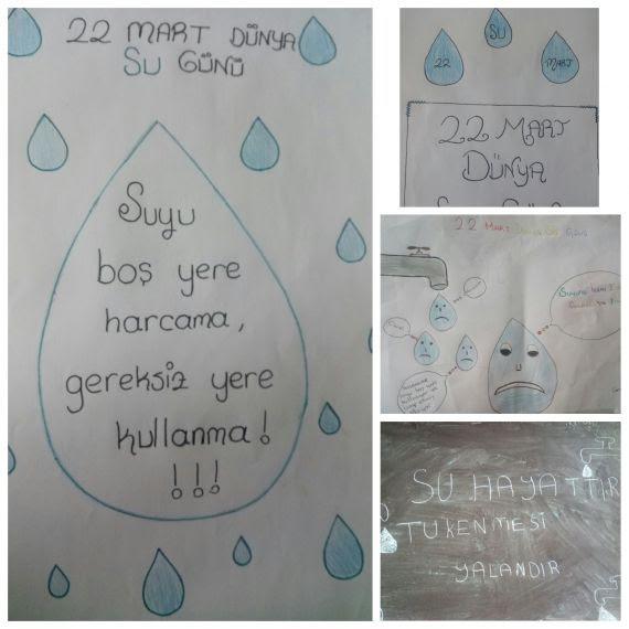 22 Mart Dünya Su Günü Etkinliğimiz Eğitim Bilişim Ağı