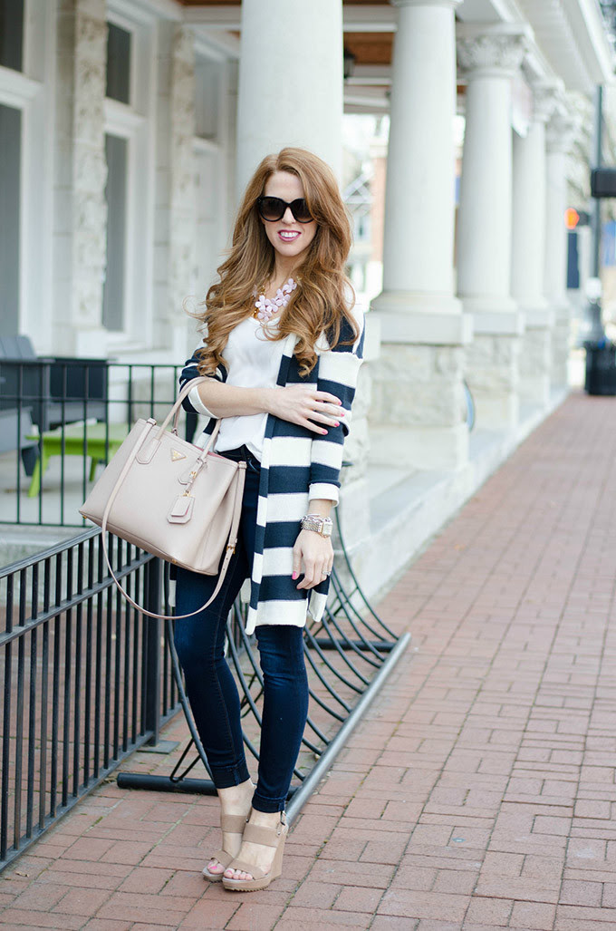 Hacks to Transition Your Wardrobe Into Spring | Ioanna's Notebook