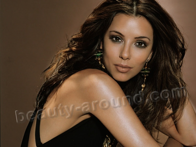 Eva Jacqueline Longoria photo model, beautiful American actress photos