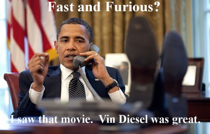 Obama Fast And Furious