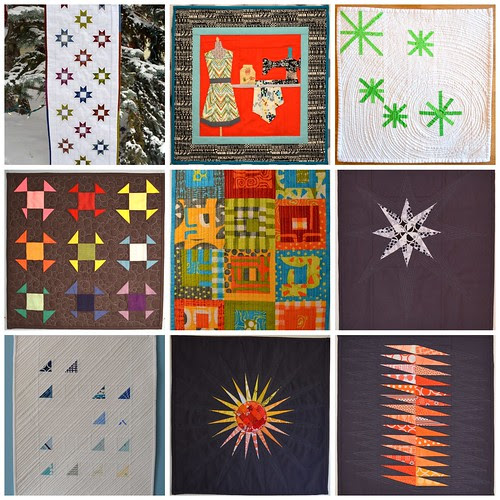 Small Quilts 2012