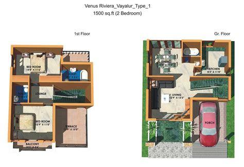 sq ft duplex house plans  car parking ideas