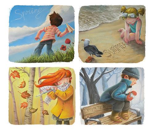 Four seasons_MArmiño