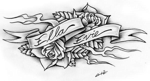 Free Banner Tattoo Design Download Free Clip Art Free Clip Art On
