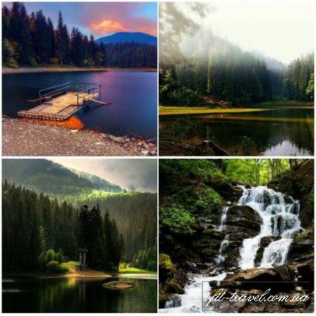 Одноденна екскурсія: Озеро Синевир та водоспад Шипіт