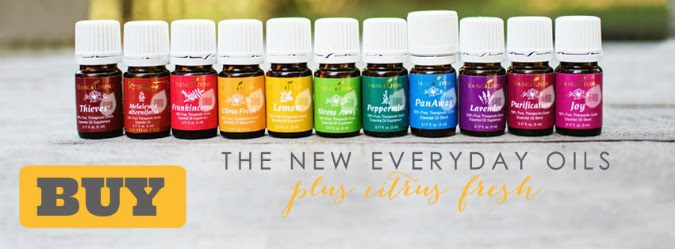 Buy Everyday Oils Young Living Essential plus citrus fresh