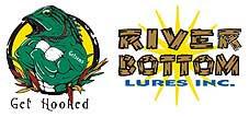 River Bottom Lures, soft plastic baits, bass fishing lures