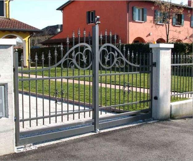 Casa moderna roma italy cancelli usati roma - Porta portese annunci gratuiti ...