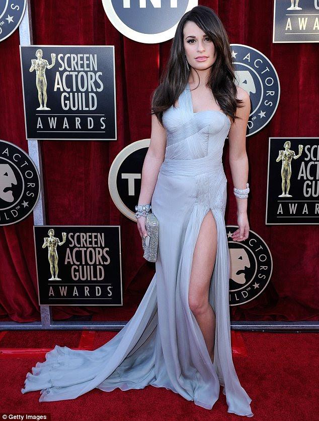 Simplesmente impressionante: A atriz de 25 anos de idade, certamente teve um impacto sobre o tapete vermelho do SAG Awards em janeiro.  A estrela de TV está aproveitando seu sucesso e agora está ramificando para filme