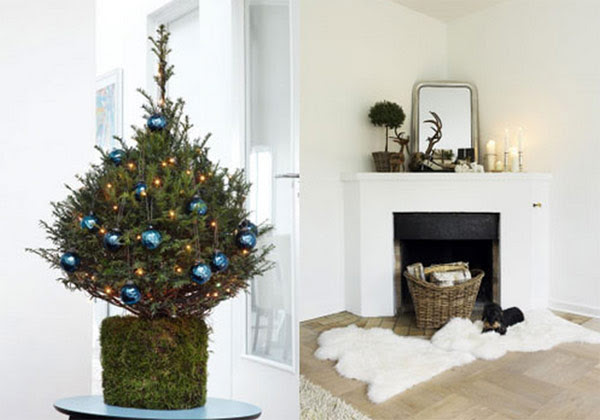 Decorate for a Scandinavian Christmas | creamylife blog