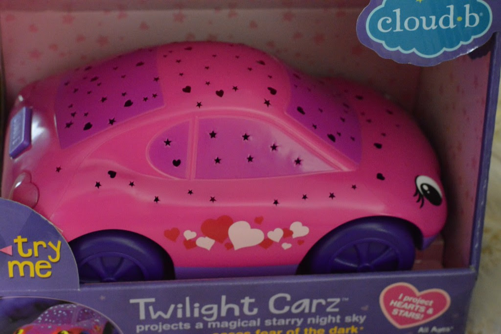 DSC 09351 1024x682 Cloud B Twilight Carz Review Giveaway!