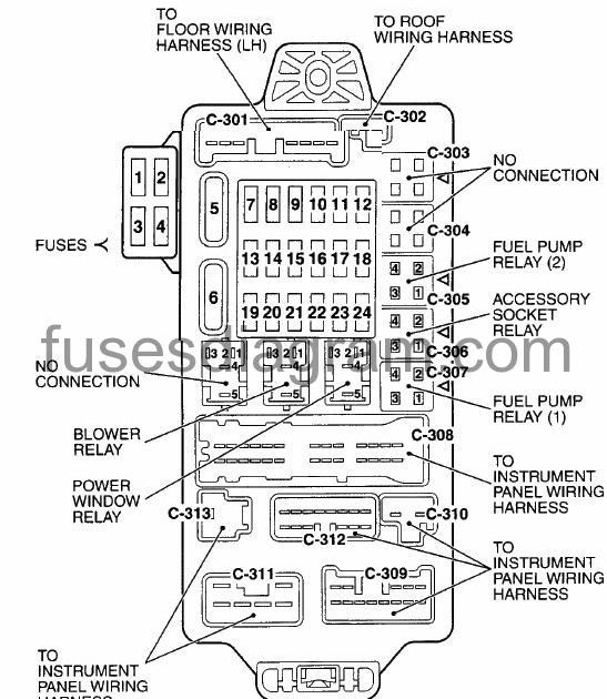 2002 Chrysler Sebring Radio Wiring Diagram