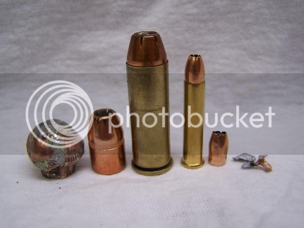 .44 Magnum vs. .22 Magnum