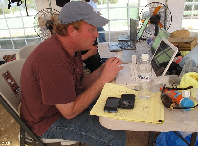 Philanthropy: Here, Johnson works to provide aid for people affected by the Haiti earthquake in 2010