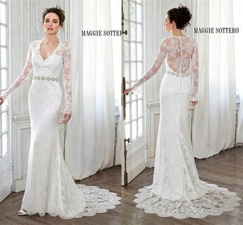 2015 Elegant Ivory Vintage Wedding Dresses Beach Bridal