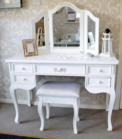 Dressing Table White Cheap K Itop 2019
