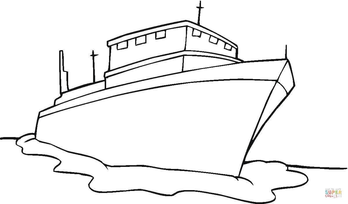 Klick das Bild Schiff an