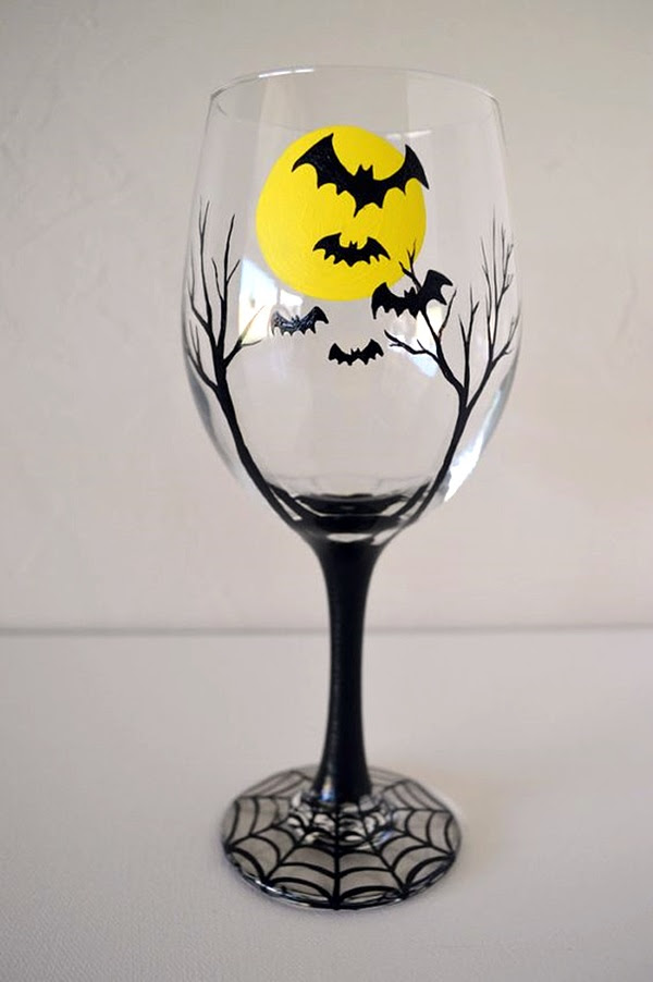 Artistic wine glass painting ideas (23)
