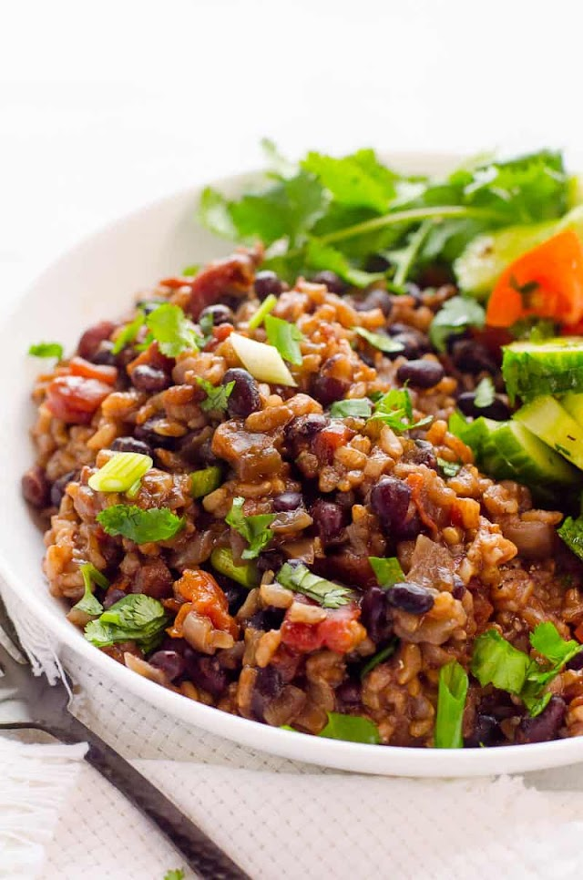 Slow Cokoker Mexican Rice And Black Beans : Slow Cooker Mexican Chicken And Rice Recipe Allrecipes