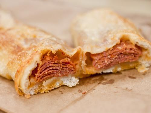 Pepperoni bread (Sarcone's)