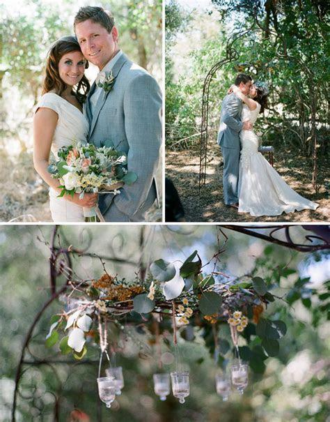 Outdoor Summer Wedding Inspiration   Green Wedding Shoes