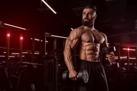 bigger arms  lifting weights