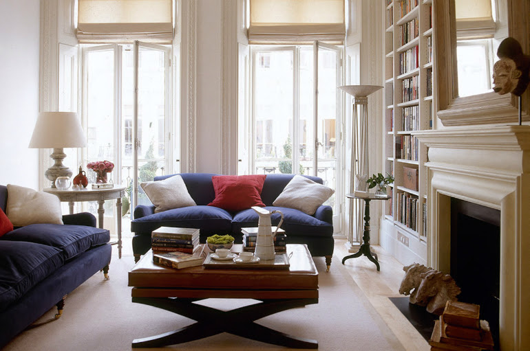 Take Your Living Room Design to the Next Level: Accessorize