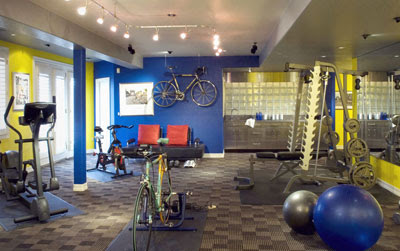 Home Design Tips - Bringing Health and Fitness Indoors