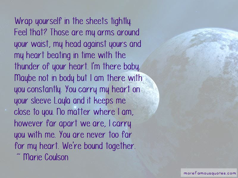 Carry My Heart On My Sleeve Quotes Top 1 Quotes About Carry My