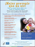 """Poster: Is Your Child """"At Risk"""" for Hearing Loss?"""