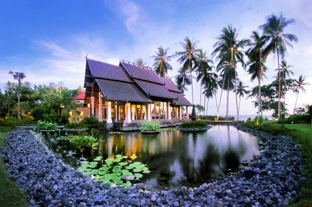 The Exclusive Jasri Beach Villas in East Bali