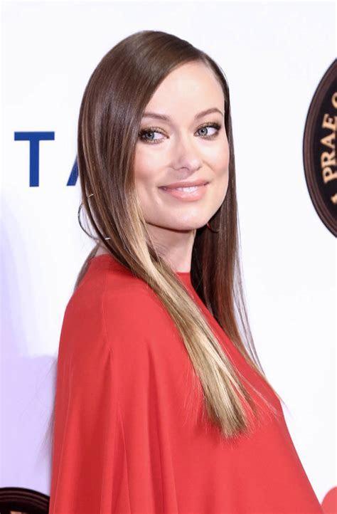 Olivia Wilde's red cloak dress Lainey Gossip Lifestyle