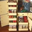 How to Add Shelves Above Kitchen Cabinets | The Family ...