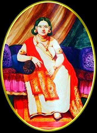 Sree Padmanabhasevini Maharani Gowri Lakshmi Bayi.jpg