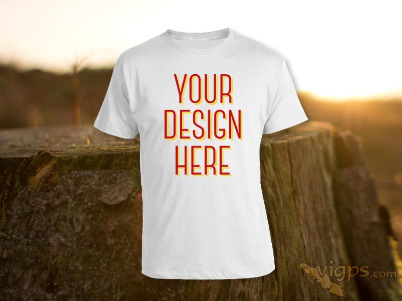 Your Design On A T Shirt Vigps Com