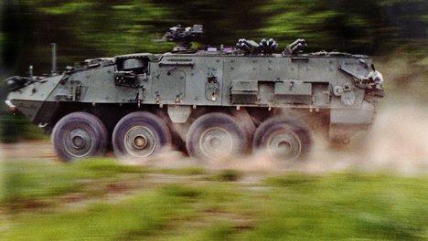 interim armored vehicle,