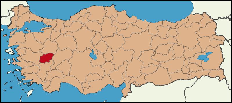 خرائط تركيا