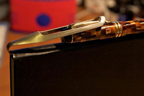 Moleskine Pen Clip