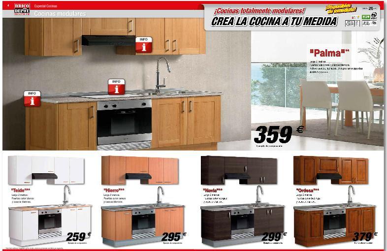 Atractivo Comprar Muebles Cocina Baratos Bandera - Ideas de Diseño ...